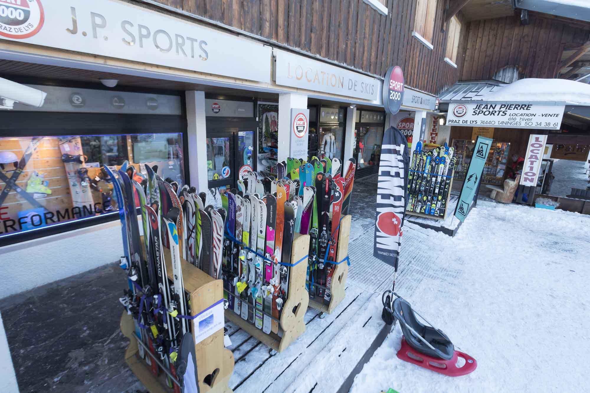 Jean Pierre Sports Praz de Lys-5